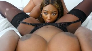 Hot Mother Having Sex With Her Step Daughter and Her Boyfriend – Black Porn